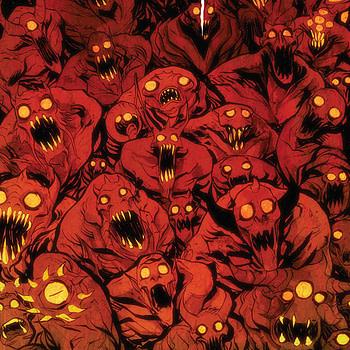 Dark Ark #8 cover by Juan Doe