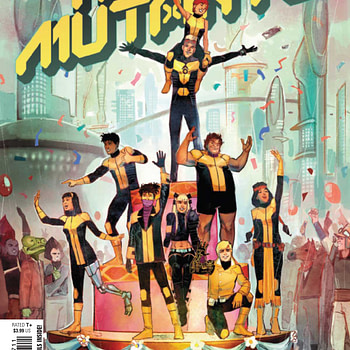 """REVIEW: New Mutants #7 -- """"An Afro-Latinx Barney Stinson In Space"""""""
