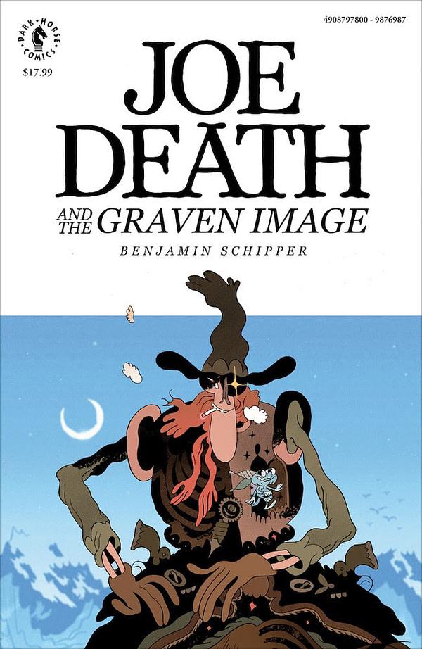 Dark Horse to Publish Benjamin Schipper's Debut OGN, Joe Death and the Graven Image