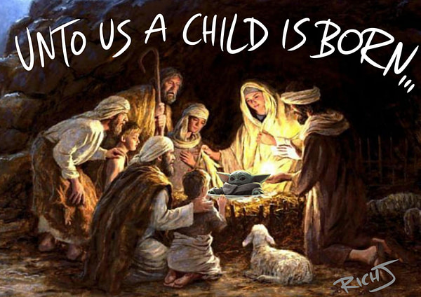 The Daily LITG, Christmas Day 2019,
