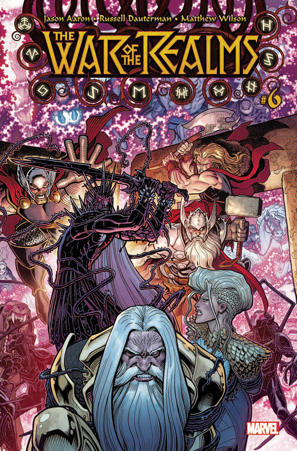 Will Malekith Behead Odin With Venom?