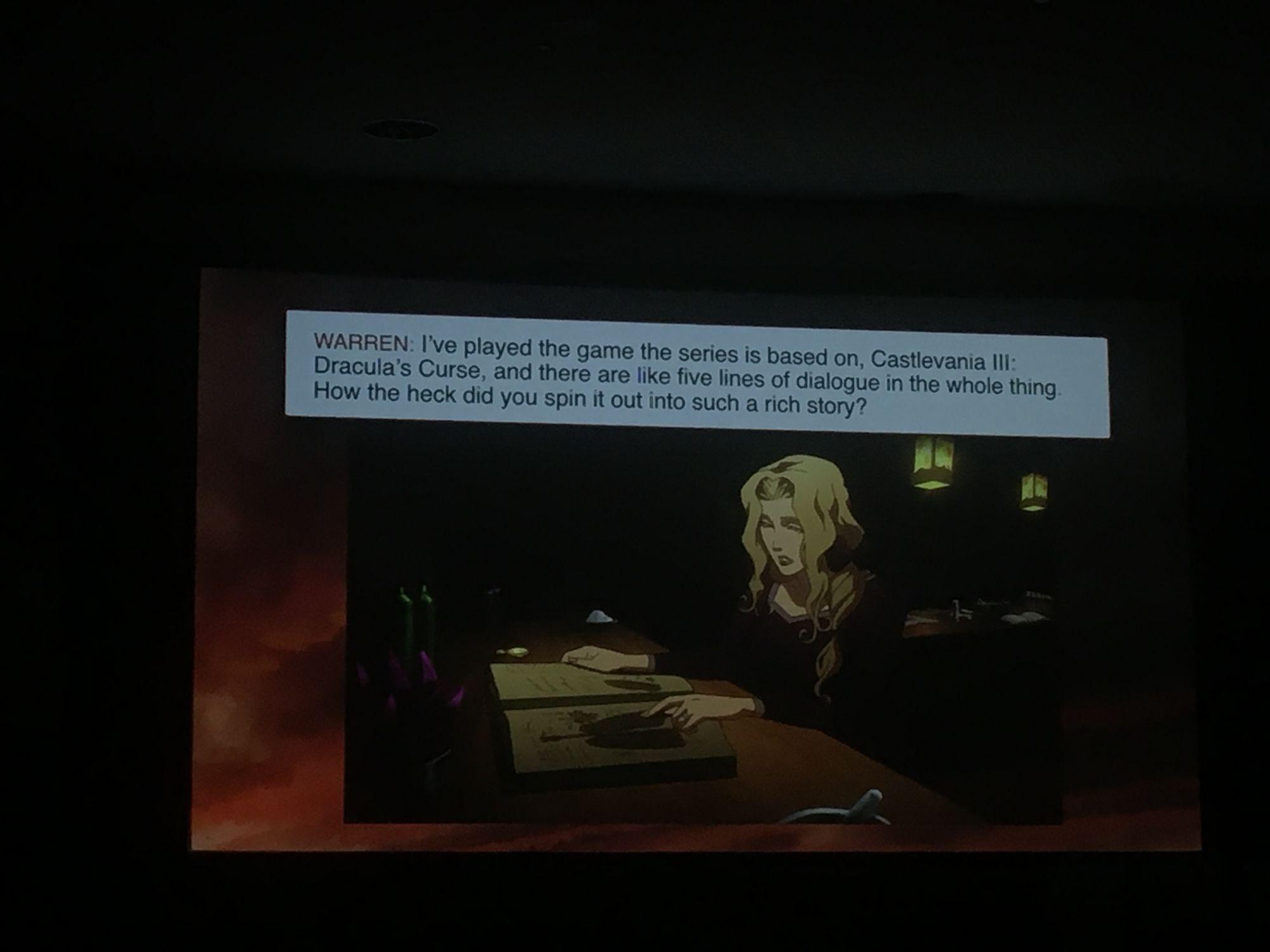 NYCC '19: VIZ Media Presents Frederator Studios Castlevania Panel