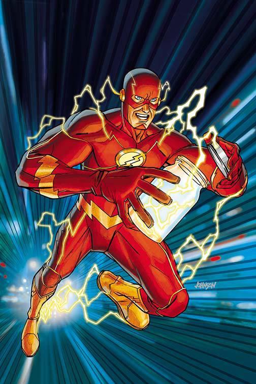 flash 5 dave johnson