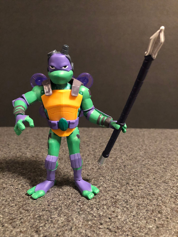 Rise of the TMNT Playmates Figures 9