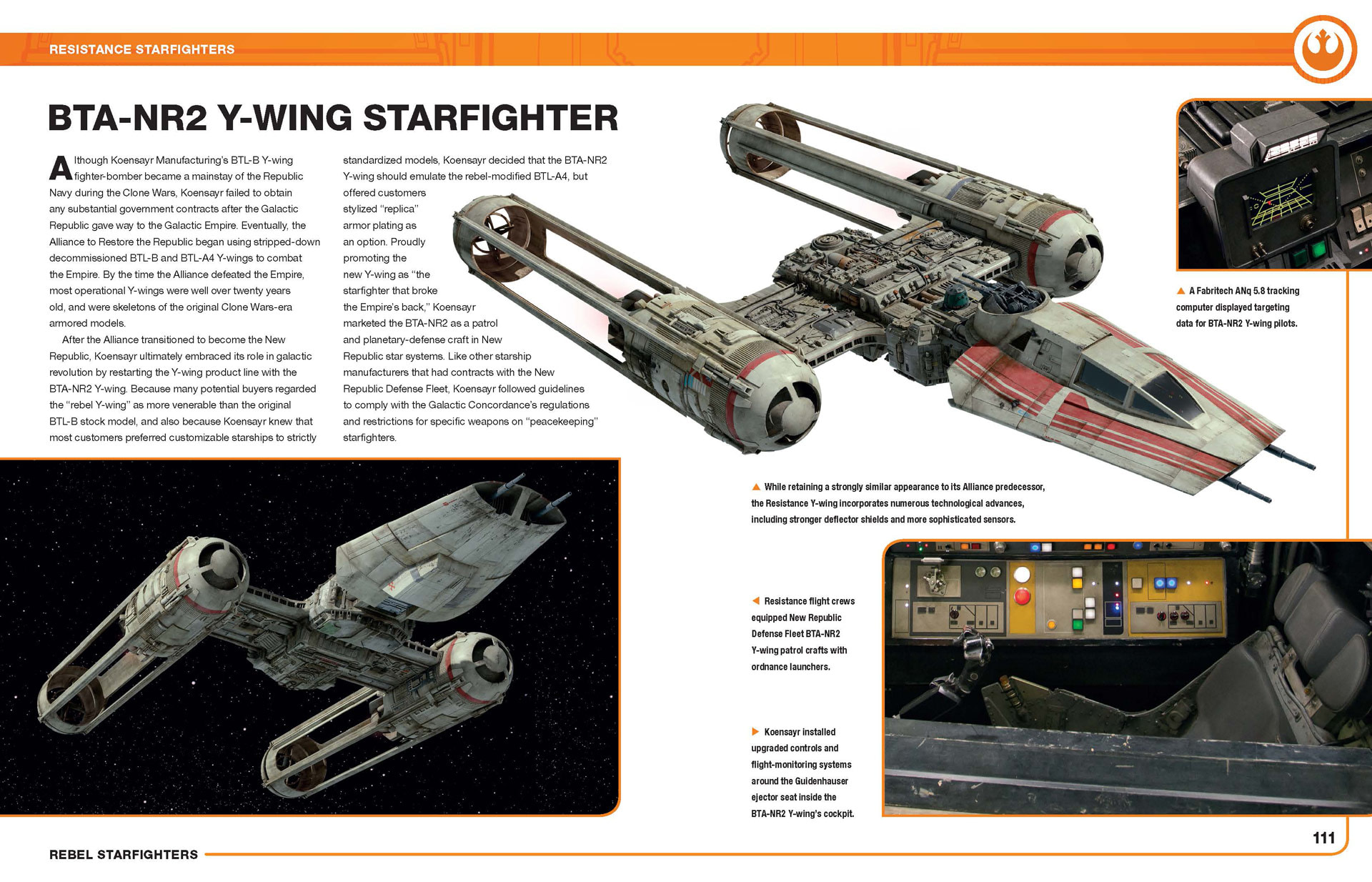 "New ""Star Wars"" Book Looks Beneath the Hood of Classic Ships"