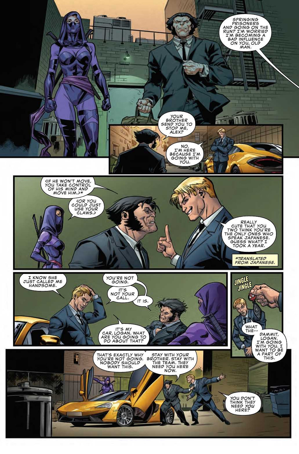 Shockingly, Nobody Dies in This Uncanny X-Men #17 Preview