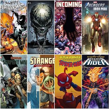Marvel Comics December Solicitations Frankensteined