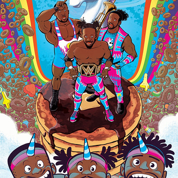 Evan Narcisse, Austin Walker, and Daniel Bayliss Are the Creative Team for The New Day's OGN