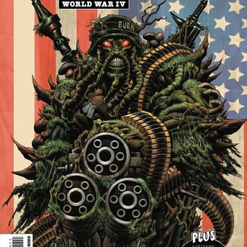 Weapon Plus: World War IV #1 [Preview]