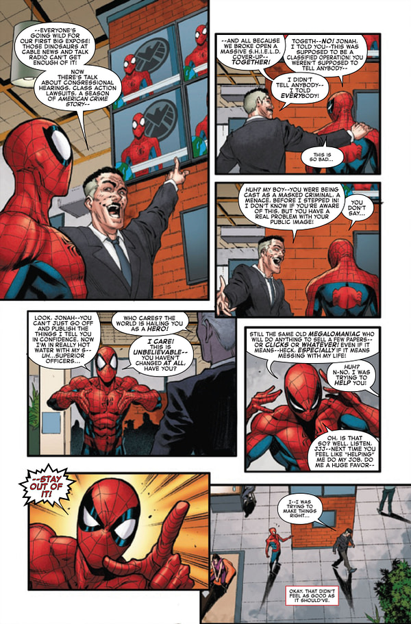 Amazing Spider-Man #39 [Preview]