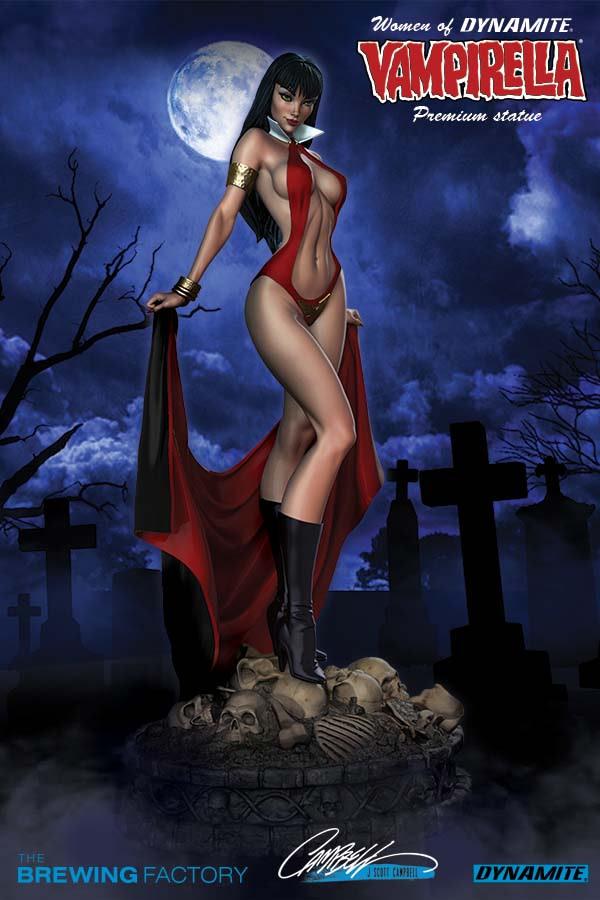 WomenDynamite-VampiStatue