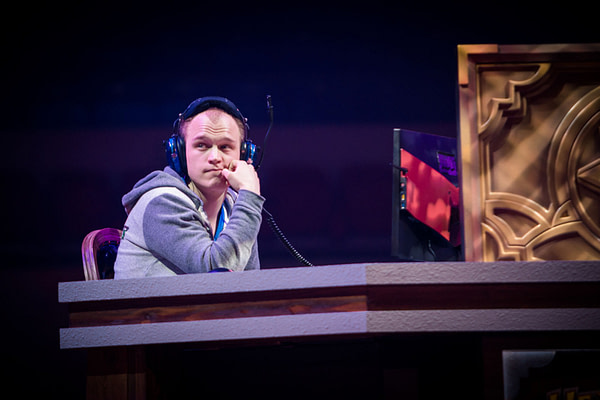 Hearthstone HCT World Championships: Group A Winners - Bunnyhoppor vs. SNJing