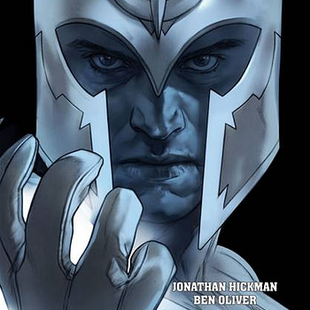 Will Jonathan Hickman and Ben Oliver Be Able to Answer X-Men Editor Jordan White's Questions About Magneto in 2020?