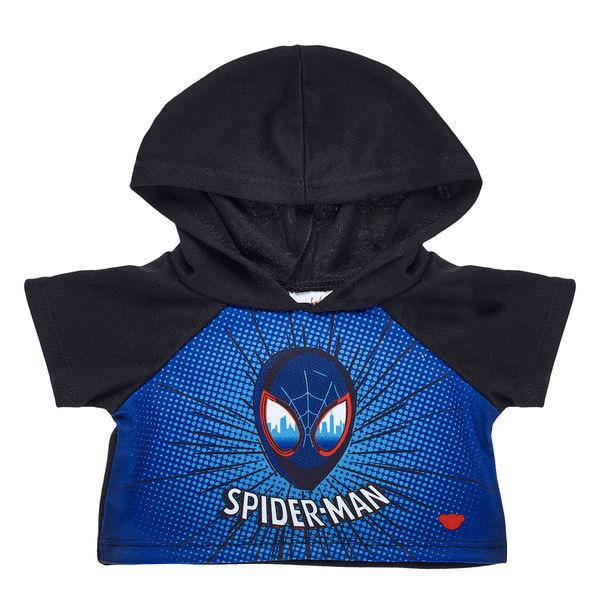 Build a Bear Spider-Verse Miles Hoodie