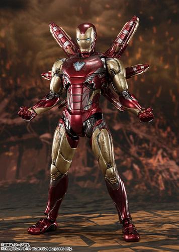 NUOVO IRON MAN sui finali-TITAN HERO Power FX Avengers