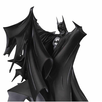 """Batman: Black and White"" Statue Series Hit Their 100th Statue"