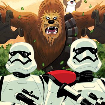 IDW's Star Wars Adventures to Bridge Gap Between Return of the Jedi and Rise of Skywalker