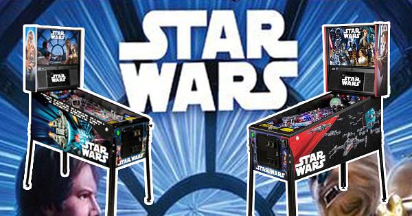 Star Wars Pinball Stern