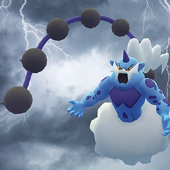 Pokemon GO Thundurus and Cobalion Events