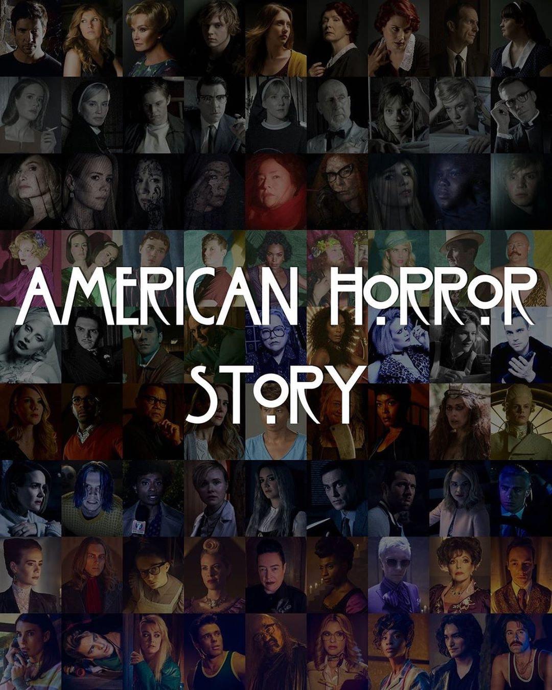 """American Horror Story: 1984"":"