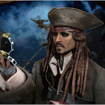 It's a Pirates Life With New Jack Sparrow Figure From Beast Kingdom