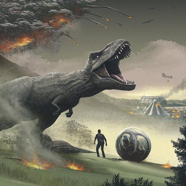 Mondo Vinyl Soundtrack Jurassic World Fallen Kingdom Soundtrack 1