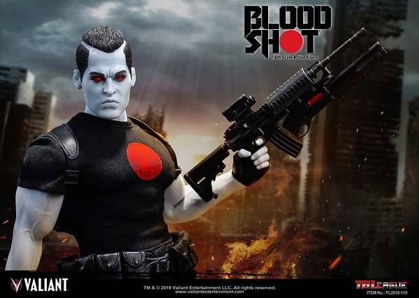 Bloodshot 1:6 Scale Figure 11