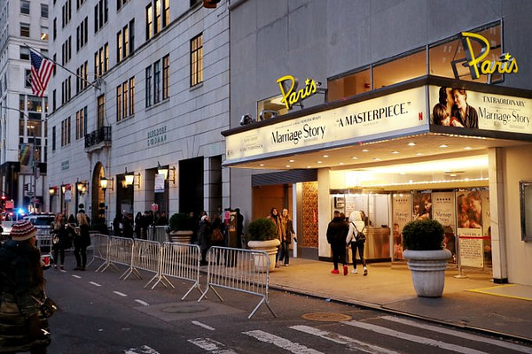 Netflix Will Keep Open the Famous Paris Theater in New York