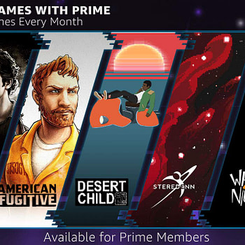 "Twitch Shows Off ""Free Games With Prime"" For February 2020"