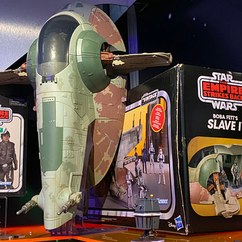 Hasbro New York Toy Fair 2020 - 37 Photos of Star Wars