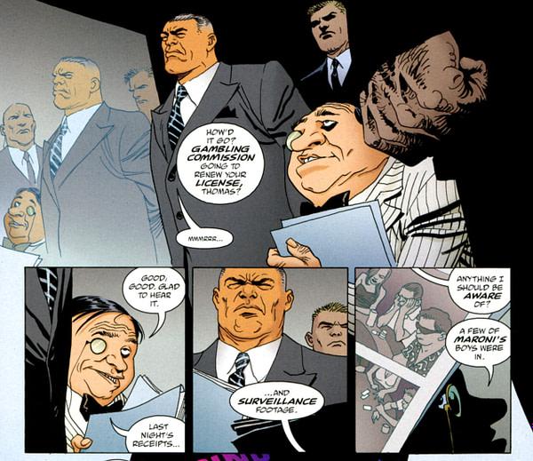 Could Thomas Wayne Batman Not Be Flashpoint Batman At All? (Batman #84 Spoilers)