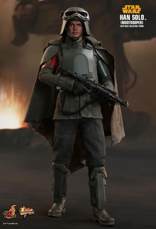 Han Solo Hot Toys Mudtrooper 2