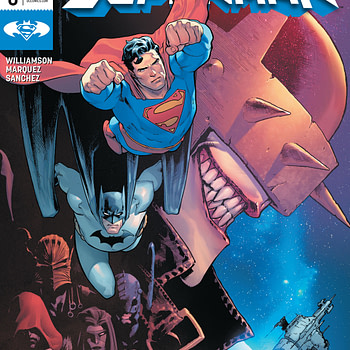 "REVIEW: Batman Superman #6 -- ""A Gorgeous Symphony Of Superhero Imagery With Nothing Underneath"""