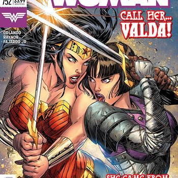 Wonder Woman #752 [Preview]
