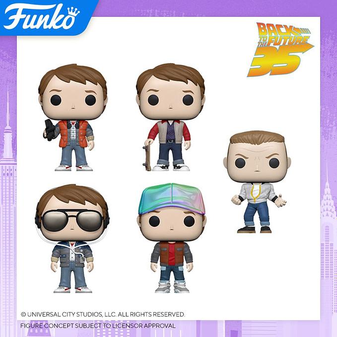 Funko New York Toy Fair Reveals -