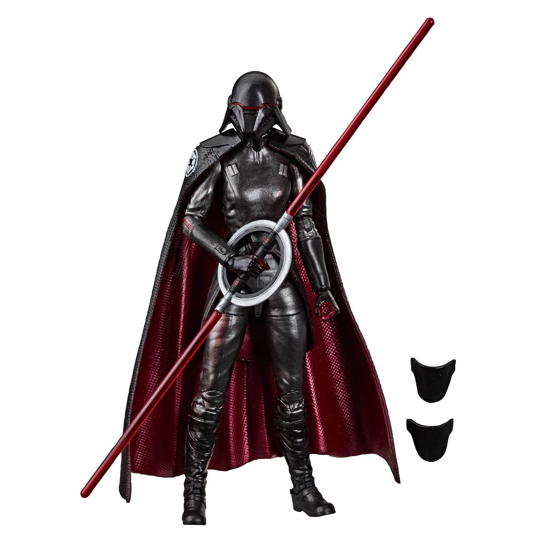 Star Wars Jedi: Fallen Order Black Series Figures Rise Up