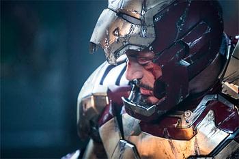 tony stark iron man 3 robert downey jr