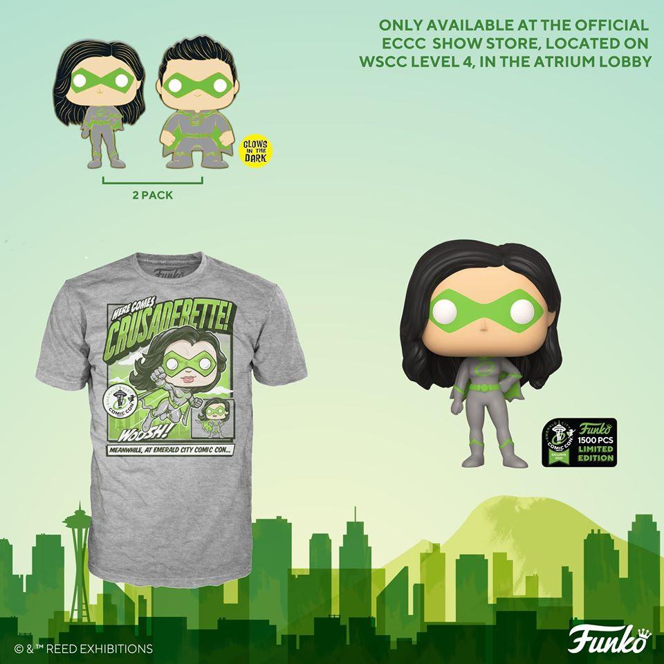 Funko Emerald City Comic Con Reveals - Hanna Barbara and PEZ
