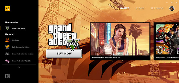Rockstar Games Will Soon Have It's Own PC Launcher