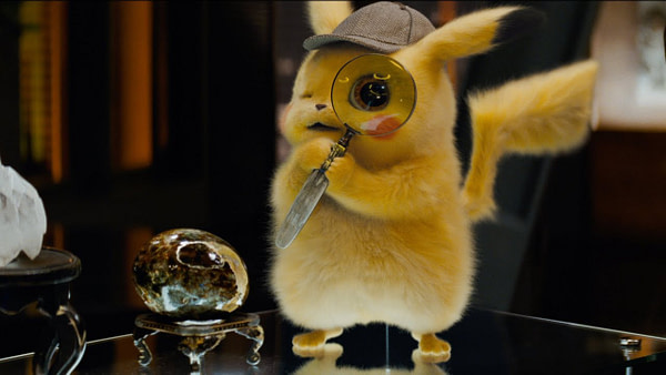 This Is a No Spoiler Review of Pokémon: Detective Pikachu - You Really Want to Avoid Spoilers On This One