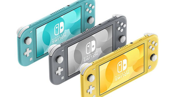 Giveaway: Nintendo Switch Lite Courtesy Of eBay