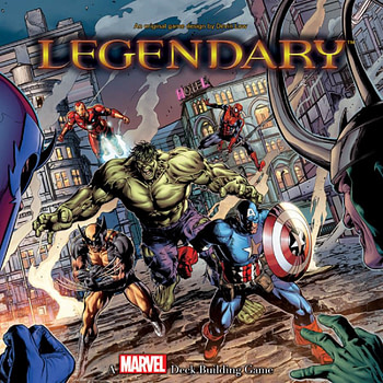 """""""Legendary"""" Marvel Deckbuilder Gets New Expansions"""