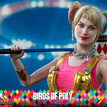 Harley Quinn from Birds of Prey Arrives as New Hot Toys Figure