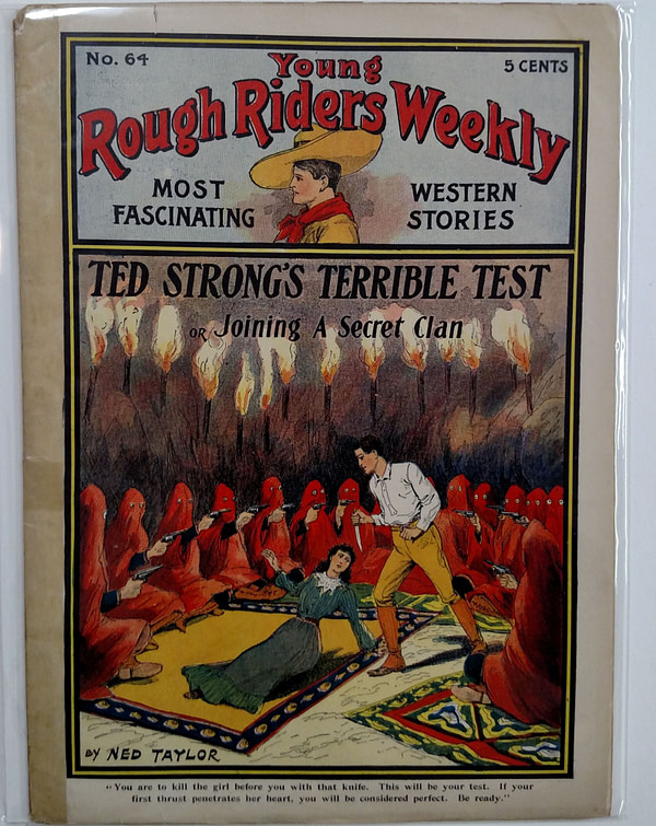 Young Rough Riders Weekly #64