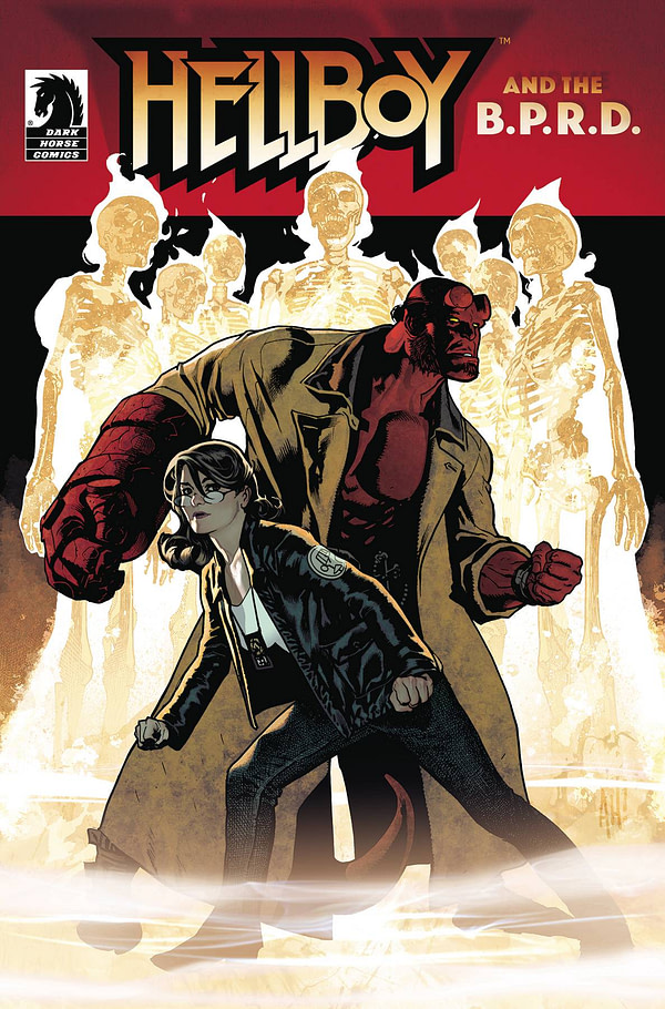 Thank FOC It's Friday - Don't Midd Mike Mignola and Adam Hughes' Seven Wives...