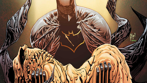 Batman: Detective Comics #974 cover by Guillem March and Jason Wright