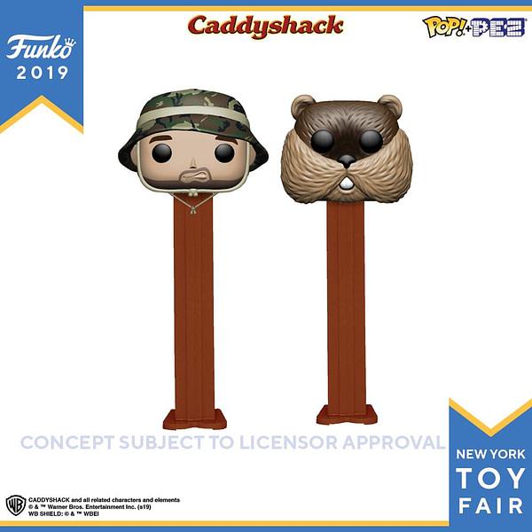 Funko New York Toy Fair Caddyshack 2