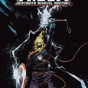 The First Time Anyone's Called Frank Castle a Hippie - Cosmic Ghost Rider Destroys Marvel History #5 Preview