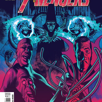 Savage Avengers #0 [Preview]