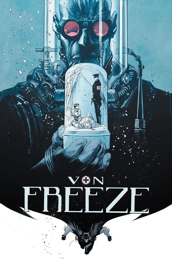 Mr. Freeze Gets a White Knight Spinoff from Sean Murphy and Klaus Janson
